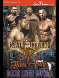 Healing Hearts 5: Safe in Their Arms (Siren Publishing Lovextreme Forever)