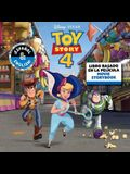 Disney/Pixar Toy Story 4: Movie Storybook / Libro Basado En La Película (English-Spanish), Volume 18