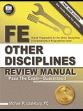 Ppi Fe Other Disciplines Review Manual - A Comprehensive Review Guide to Pass the Ncees Fe Exam