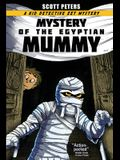 Mystery of the Egyptian Mummy: Adventure Books For Kids Age 9-12