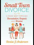 Small Town Divorce: A Road Map Through Devastation, Despair, and Drama