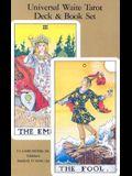 Universal Waite(r) Tarot Deck/Book Set [With Book]