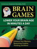 Brain Games Collection #7: Lower Your Brain Age in Minutes a Day