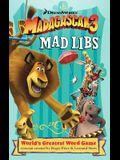 Madagascar 3 Mad Libs