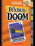 Speedah-Cheetah: A Branches Book (the Binder of Doom #3), 3
