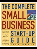 The Complete Small Business Start-Up Guide
