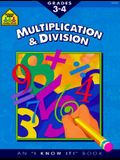 Multiplication and Division Grades 3-4
