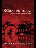 Korean Pentecost: And the Suff