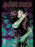 Jujutsu Kaisen, Vol. 8, Volume 8