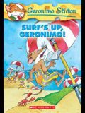 Surf's Up Geronimo! (Geronimo Stilton #20), 20: Surf's Up Geronimo!