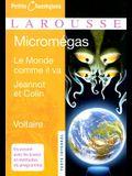 Micromegas: Le Monde Comme Il Va Jeannot Et Colin