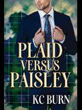 Plaid Versus Paisley