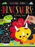 Dinosaurs Activity Book