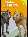 El lobo y el perro: Versión de la fábula de Esopo (Read-it! Readers en Español: Fábulas) (Spanish Edition)