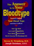 The Answer is in Your Bloodtype