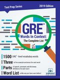 GRE Words In Context: The Complete List