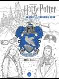 Harry Potter: Ravenclaw House Pride: The Official Coloring Book: (Gifts Books for Harry Potter Fans, Adult Coloring Books)