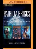 Patricia Briggs Mercy Thompson Series: Books 8-9 Plus Stories: Night Broken, Fire Touched, Shifting Shadows (Stories)