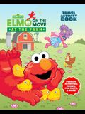 Sesame Street at the Farm: Activity Book
