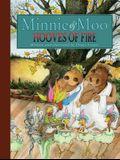 Minnie and Moo: Hooves of Fire (Minnie & Moo)