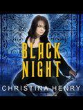 Black Night Lib/E