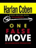 One False Move (Myron Bolitar Mysteries)