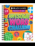 Brain Games Puzzles for Kids - Awesome Word Challenge