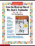 Literature Guide: From the Mixed-Up Files of Mrs. Basil E. Frankweiler: From the Mixed-Up Files of Mrs. Basil E. Frankweiler
