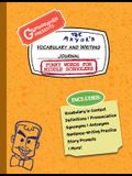 Funky Words for Middle Schoolers Vocabulary and Writing Journal: Definitions, Usage in Context, Fun Story Prompts, & More