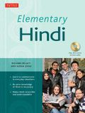 Elementary Hindi: Learn to Communicate in Everyday Situations (MP3 Audio CD Included) [With MP3]