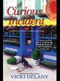 A Curious Incident: A Sherlock Holmes Bookshop Mystery