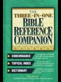 The Three-in-one Bible Reference Companion Super Value Edition