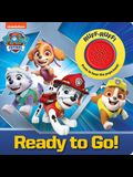 Nickelodeon Paw Patrol: Ready to Go!