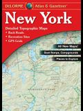 New York State Atlas & Gazetteer
