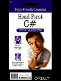 Head First C# Code Magnets [With Magnets]