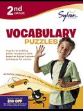 2nd Grade Vocabulary Puzzles: A Guide to Building Better Vocabulary Skills Based on Sylvan's Proven Techniques for Success