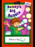 Benny's Big Bubble (All Aboard Reading: A Picture Reader)