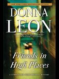 Friends in High Places: A Commissario Guido Brunetti Mystery