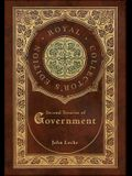 Second Treatise of Government (Royal Collector's Edition) (Case Laminate Hardcover with Jacket)