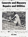 Concrete and Masonry Repairs and Utilities