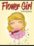 Flower Girl: Coloring Book (Wedding Coloring Book)