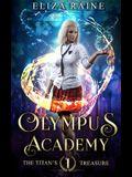 Olympus Academy: The Titan's Treasure