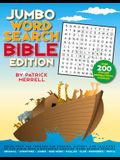 Jumbo Word Search: Bible Edition
