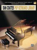 Teacher's Choice! Dan Coates Pop Keyboard Library, Bk 5