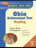 Ohio Achievement Test, Grade 8: Reading
