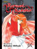 Rurouni Kenshin (3-In-1 Edition), Vol. 2, Volume 2: Includes Vols. 4, 5 & 6