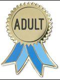 Enamel Pin Adult