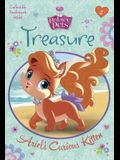Treasure: Ariel's Curious Kitten (Disney Princess: Palace Pets)