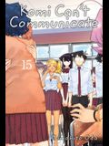 Komi Can't Communicate, Vol. 15, 15
