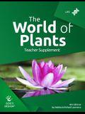 World of Plants Teacher Supplement
